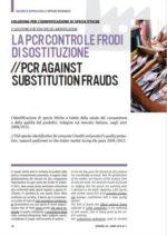 screen_EFM_19_02_LA PCR CONTRO LE FRODI DI SOSTITUZIONE
